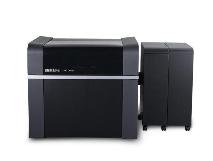 Stratasys J700 Dental 3D nyomtató