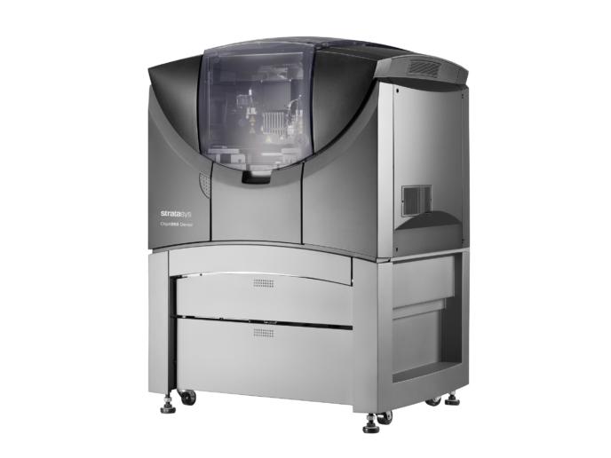 Stratasys Objet Eden260VS Dental Advantage 3D nyomtató
