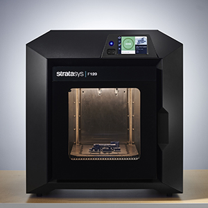 A Stratasys F120 3D nyomtatója