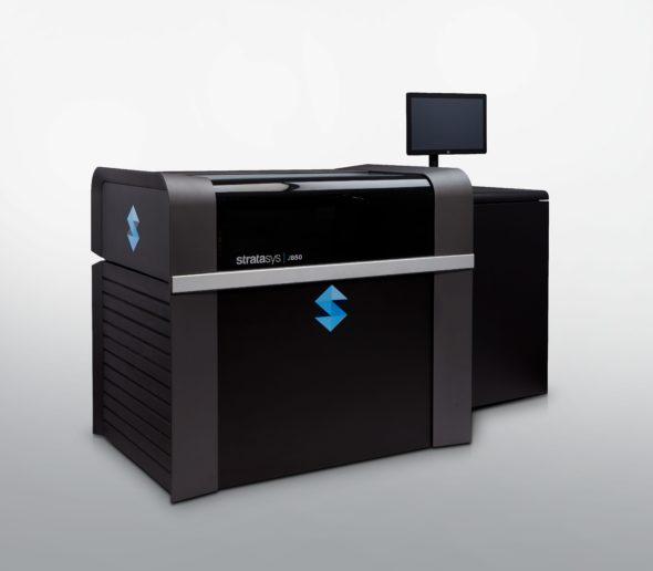 Stratasys J850 3ÍD nyomtató