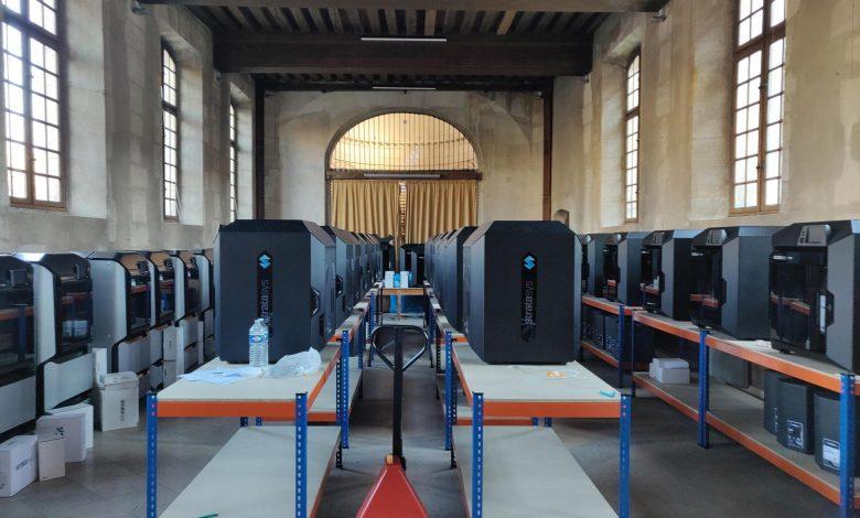 Stratasys F123 3D nyomtatók a Párizsi Egyetemi Kórházban