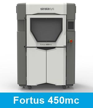 Stratasys Fortus 450mc 3D nyomtató
