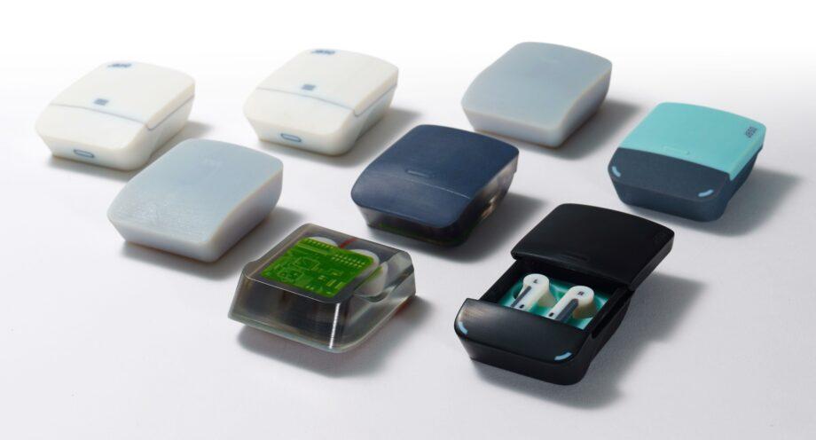 A Stratasys J826 3D nyomtatóval a Pantone színeknek köszönhetően rendkívül valósághű prototípusok készíthetők