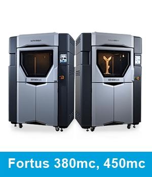 Stratasys Fortus 380mc és 450mc 3D nyomtató