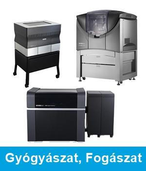 Stratasys Gyógyászati és Fogászati 3D nyomtatók
