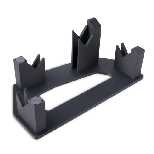 ABS-CF10 alapanyagból 3D nyomtatott gyártósori eszköz