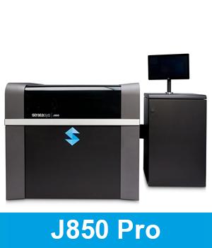 Stratasys J850 Pro 3D nyomtató