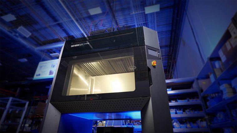 Stratasys F770 3D nyomtató