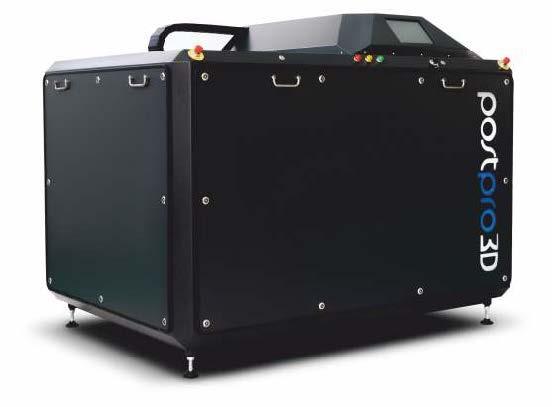 Innovációs Ipari Nagydíj az AMT PostPro felületkezelő berendezésnek