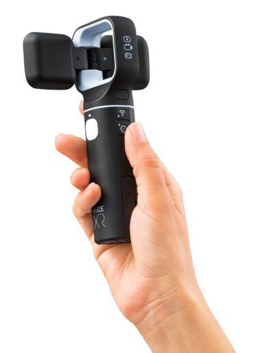 Stratasys J35 Pro 3D nyomtatott sportkamera